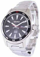 Seiko Solar 100M SNE393P1 SNE393P Men's Watch