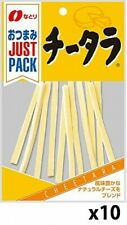 Natori Cheese & cod 27g 10SET Japan