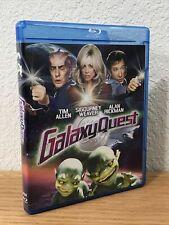 Galaxy Quest 1999 (Blu-Ray, 2009) See Pics!