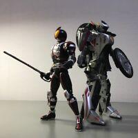 Kamen Rider 555 & Auto Bazin Bandai Super Rider Hero Series Transform motorbike