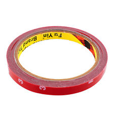 New Strong Permanent 3M Double Sided Super Adhesive Tape Versatile 10mm