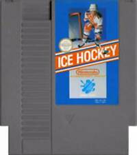 ICE HOCKEY - Classic NES Nintendo Game