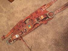 New listing Bashlin Lineman Belt 88 G rest a back D 21 Good used condition.