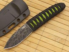 "CRKT 2470 BURNLEY ACHI 6 1/4"" FIXED BLADE KNIFE w SHEATH MULTIPLE CARRY OPTIONS"