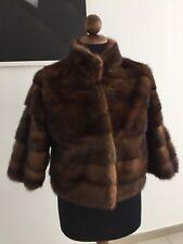 bolerino pelliccia visone    / mink fur bolero