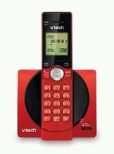 Vtech Cordless Phone Caller ID & Handset Speakerphone RED (FAST-FREE SHIPPING)