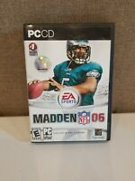 Madden NFL 06 (PC, 2005) - European Version