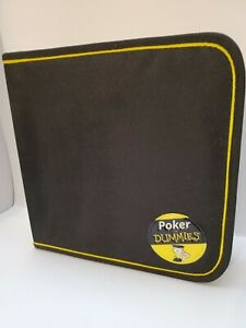 Poker For Dummies Three Game Set-TEXAS HOLD'EM, OMAHA 8 AND 7-CARD STUD