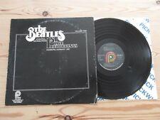 The Beatles - 1st Live grabaciones de Hamburgo, Alemania, 1962 Vol Ii-ex en muy buena condición Vinilo Lp