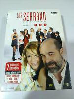 Los Serrano Primera Temporada Volumenes 1-3 Capitulos 1-7 - 3 x DVD - AM