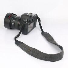 Camera Shoulder Neck Vintage Cotton Strap Belt for Sony Nikon Canon Olympus DSLR