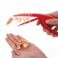Portable Prawn Peeler Shrimp Deveiner Peel Device Creative Kitchen Tool LO