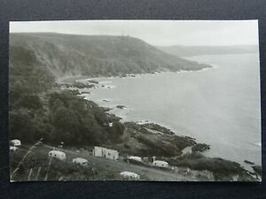 Hampshire Portsmouth STOKE BAY & CAMP SITE 1950s Real Photographic Print