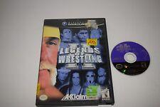 Legends of Wrestling II Nintendo GameCube Game Disc w/ Case