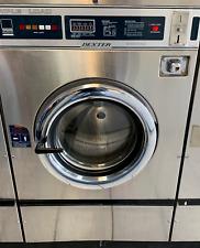 Dexter Front Load Washer Coin Op 25Lb, 208-240V 1Ph, S/N:20207000452520 [Refurb]