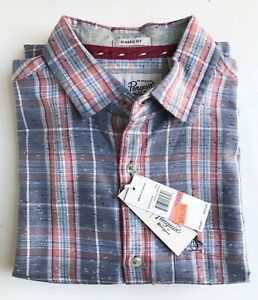 Penguin Shirt, Catalina Plaid, X-Small, Cotton Blend, Classic Fit, New-with-Tags