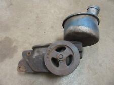 1964 Ford Thunderbird 390 engine motor power steering pump mount pulley hot rod