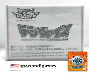 NEW Digimon Adventure Digivice Ver. Complete 2021 USA Seller