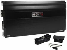 New MB Quart OA2050.1D 2000 Watt RMS Mono Class D Car Amplifier Amp W/Bass Knob