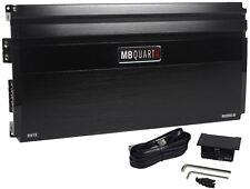 New MB Quart OA2050.1D 2000 Watt RMS Mono Class D Car Amplifier Amp W/Bass Knob