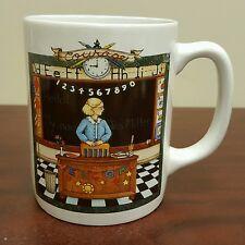 1995 Mary Engelbreit Ink School Teacher Coffee Mug Miss Miller B23