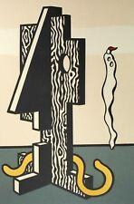 Roy Lichtenstein, Figures, Unknown, Hand Signed Lithograph