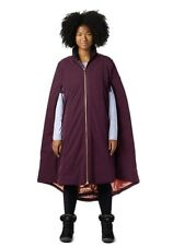 Columbia Women's Disney Frozen 2 Anna Down Cape XL Purple Dahlia Orig. $500
