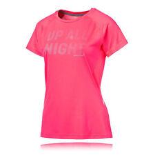 Maglie e top da donna rossa per palestra, fitness, corsa e yoga taglia XS