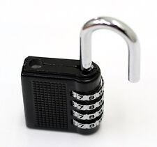 HIGH SECURITY 4-digit Combination PADLOCK Pad Lock
