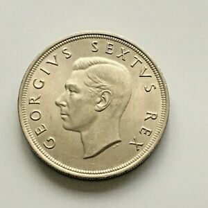 South Africa Crown 1952 High grade.