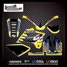 Gas Gas EC 02-06 Xyience Kit Yellow Decal Sticker MX (290)