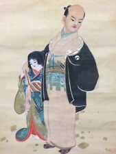 JAPAN/JAPANESE HANGING SCROLL/KAKEJIKU HAND PAINTED(№502)