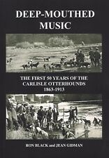 BLACK RON HUNTING BOOK BOOK DEEP MOUTHED MUSIC OTTER HUNTING paperback NEW
