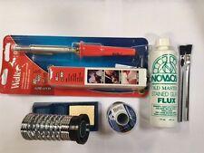 Soldering Starter Kit (5 Items) - stained glass beginner kit