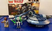 LEGO 75199 Star Wars General Grievous' Combat Speeder Empire Set With Mace Windu