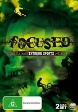 Focused - The Ultimate Extreme Sports Collection 2 Disc Set = Dvd