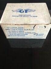 NOS 1980's GT BMX RACE LACE Flip Flop SEALED HUBS 36spoke HOLLOW AXELS Rare