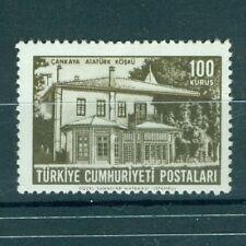 VEDUTE - LANDSCAPES TURKEY 1963 Common Stamp