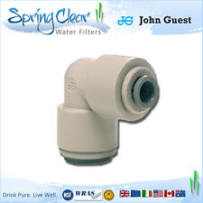 "John Guest 3/8"" to 1/4"" Reducing Elbow,JG, Ro Unit, Fridge Filters, Water Filter"