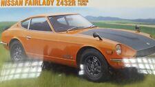 NEW HASEGAWA 1970 NISSAN FAIRLADY Z432R PS30SB 1/24 Scale PLASTIC MODEL KIT