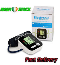 Digital Arm Blood Pressure Monitor Intelligent Sphygmomanometer With Voice Guide
