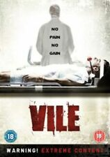VILE  - NEW (N129) {DVD}