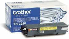 BROTHER TN3280 TONER ORIGINALE ALTA CAPACITA' NERO FINO A 8000 PAGINE