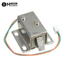 12V DC 1.1A Electric Electromagnetic Lock Solenoid Cabinet Drawer Door Lock C