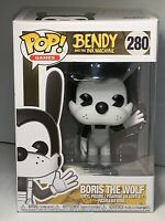 Pop! Games: Bendy and the Ink Machine - Boris the Wolf #280