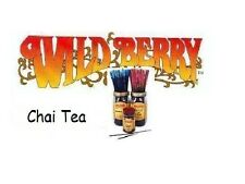 "Wild Berry ""Chai Tea"" Bastoncini di incenso (pk10) (V88)"