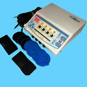 Electrotherapy Muscle Stimulator TENS 4 channel for Pain Relief Home & Clinical