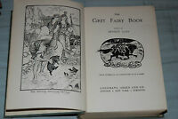 THE GREY FAIRY BOOK Andrew Lang 1937 illustrated by  H J Ford