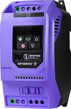 Invertek Moteur Onduleur IP20 4 kW 3 Phase, 3 Phase out, ODE-3-240095-3F42