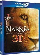 Combo Blu-Ray 3D + Blu-Ray + DVD  //  LE MONDE DE NARNIA  //  NEUF cellophané
